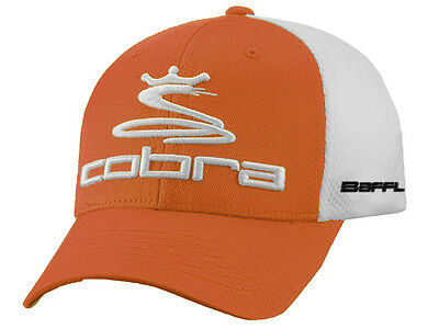 Cobra Pro Tour Sport Mesh Cap - Orange