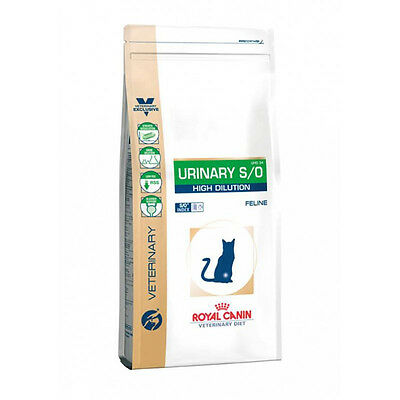 Royal Canin Feline Cibo per Gatti URINARY S/O HIGH DILUTION 1.5 kg