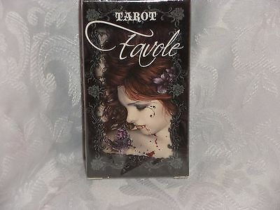 Fournier Victoria Frances Favole Tarot Cards New And Sealed