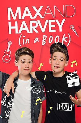 Max and Harvey: In a Book by Max Mills and Harvey Mills