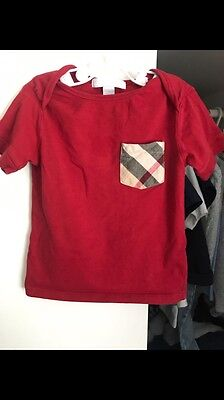 Burberry Baby Top