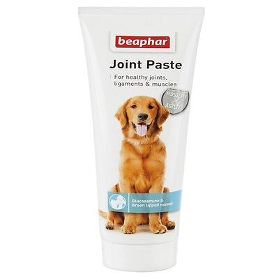 Beaphar Joint Care Paste Dog Puppy Senior Muscle Supplement Support Aid 250g