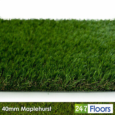 Artificial Grass, Quality Astro Turf, Cheap, Realistic Natural 40mm Natural