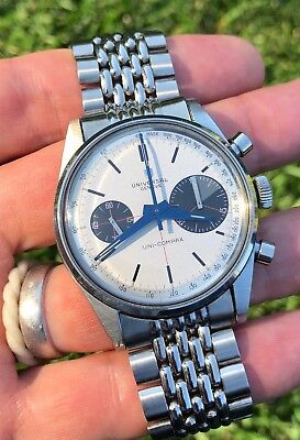 Beads of Rice 20mm bracelet New Old Stock 1960/70s chronograph dive watch 6 sold