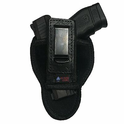 LARGE CONCEALMENT HOLSTER FOR RUGER SP101 BY ACE CASE *100/% MADE IN U.S.A.*