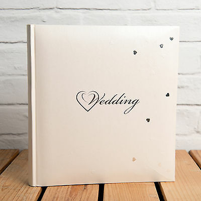 Slip in Wedding Photo Albums - Fleur Series by Kenro *For 6x4 or 7x5 photos*