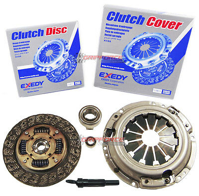 EXEDY CLUTCH PRO-KIT fits 1988 HONDA CIVIC DX LX SE CRX DX HF 1.5L SOHC