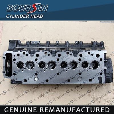 NEW HART CYLINDER Head w/ valves for 1999 - 2004 Isuzu NPR 4 8 4HE1