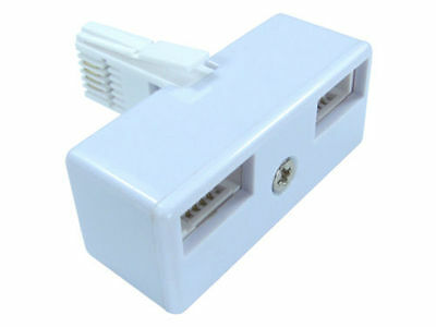 Bt Telephone Line Splitter 2 Option To Connect Multioption  Pw