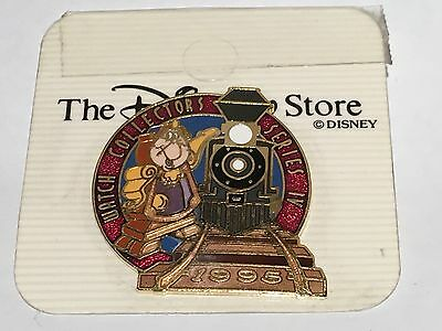 Disney Watch Collectors Series IV 1995 Collectors Pin Limited