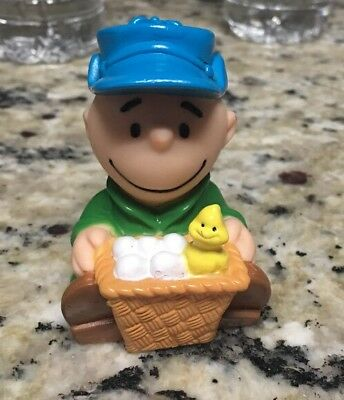 PEANUTS PVC FIGURE 2.5 In UNITED FEATURE SYND. 1955 1966