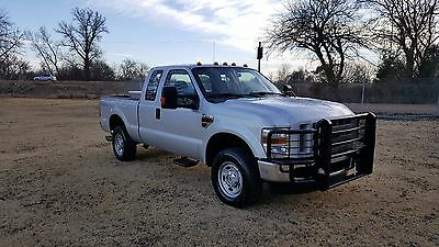 2010 Ford F-250  Ford F250 Super Duty Extended Cab 4X4 Diesel 4wd