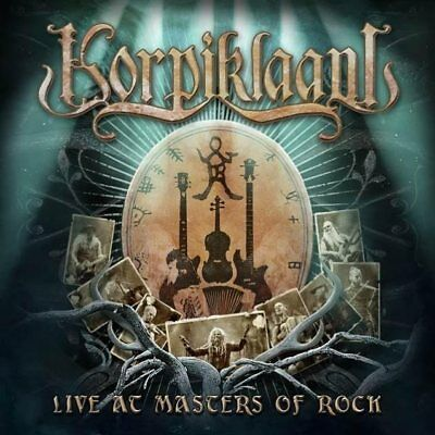 KORPIKLAANI - Live At Masters of Rock 2 CD + DVD