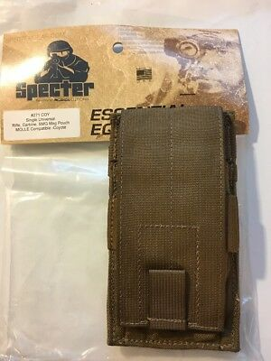 Single Universal Rifle, Carbine, SMG Mag Pouch**Specter Gear**MOLLE Compatible