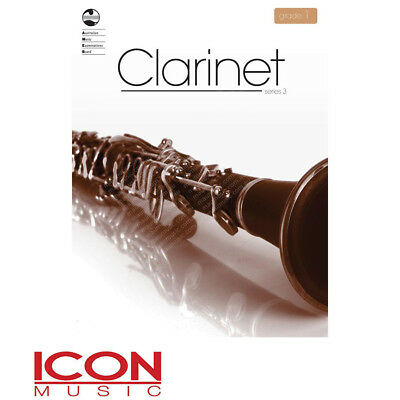 AMEB Clarinet First Grade Series 3