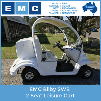EMC Bilby 2 Seat Electric Vehicle