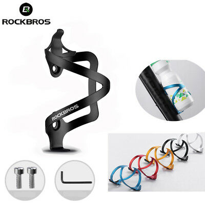 RockBros Bike Water Bottle Cage Bicycle Bottle Cage Holder Alloy One-Side