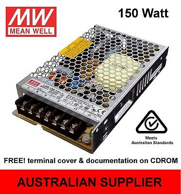 RS-100 replacement LRS-150 Power Supply 150W 12V 15V 24V 36V 48V - MeanWell