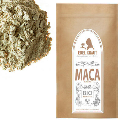 BIO Maca Mix Pulver | EDEL KRAUT Premium Superfood 100/250/500/1000g