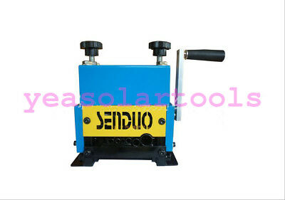 New Manual Wire Stripping Machine Strip Scrap Copper  Portable 22*13*25.5(mm)