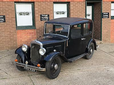 1933 Austin 10/4, matching numbers car in regular use