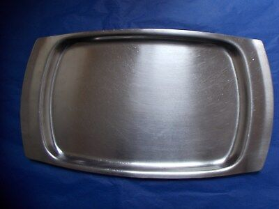 ROBERT WELCH Old Hall Avon tray for coffee tea set stainless steel