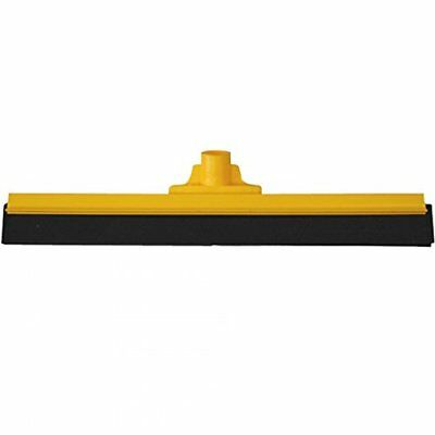 Replacement Yellow 45cm Professional Hard Floor Cleaning Squeegee Head - Comes