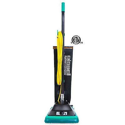 Bissell BigGreen Commercial BG100 ProTough Upright Vacuum with Straight Handle,