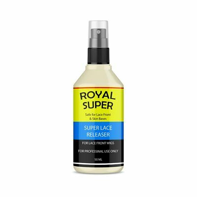 Royal Super Lace Release For Lace Front Wigs Adhesive Tape Remover 50ml