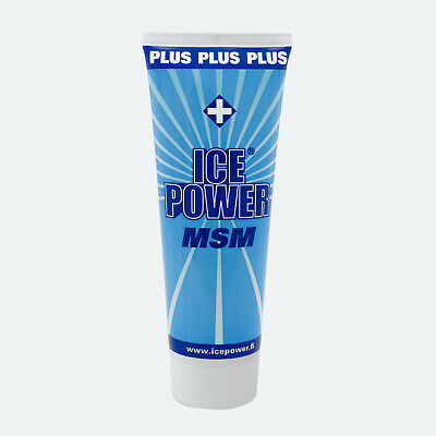 Ice Power Plus (MSM) Cold Gel | 200 ml | Kühlgel | Kälte Schmerz Physio Therapie