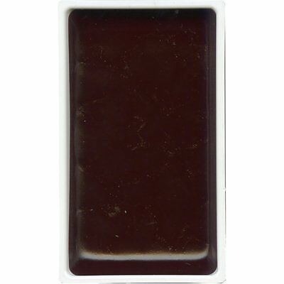ZIG Kuretake Gansai Tambi Water colour single pan - Deep Pink - No. 37
