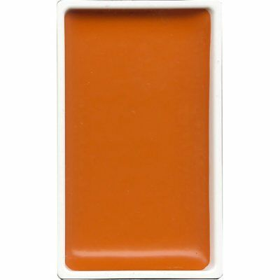 ZIG Kuretake Gansai Tambi Water colour single pan - Orange - No. 33