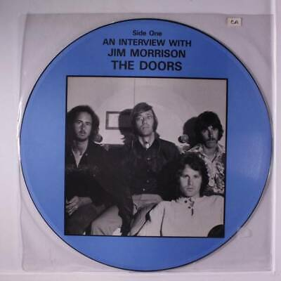 "12"": The Doors - An Interview With Jim Morrison The Doors - Not On Label (The Do"