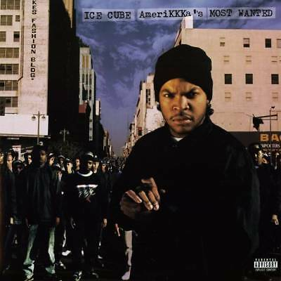 2 x LP: Ice Cube - AmeriKKKa's Most Wanted - Priority Records - 72435-37601-1-3