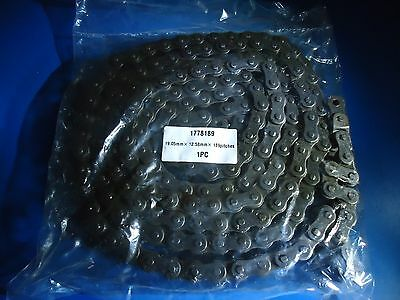 Diamond Roller Chain G-60-1R-189P 19.05mm x 12.58mm x 189 Pitches 1778189 NEW