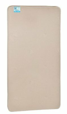 """Sealy Nature Couture Cotton Bliss 2-Stage Infant/Toddler Crib Mattress, 52""""x 28"""""""