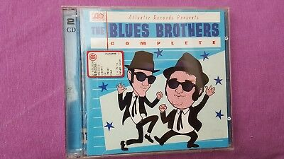 Blues Brothers - The Blues Brothers  Complete. Double Cd Atlantic
