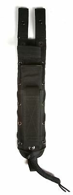 Spec-Ops Brand Combat Master Knife Sheath 8- Inch Blade (Long) Black NEW