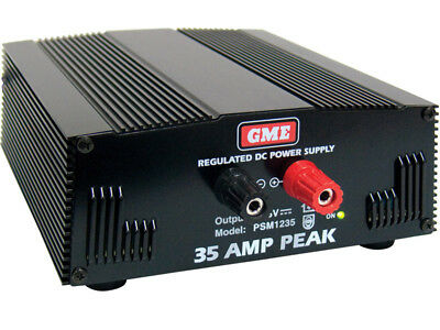 GME PMS1235 35 AMP Regulated 240 Volt Switch Mode Power Supply