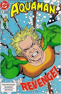 Aquaman #5 (1992) DC Comics