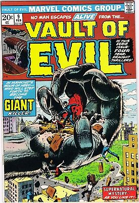 Vault of Evil #9 Marvel Comics