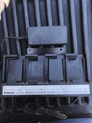 Panasonic Attune WX-Z3040 Battery Charger - Charges 4 WX-B3030 Batteries