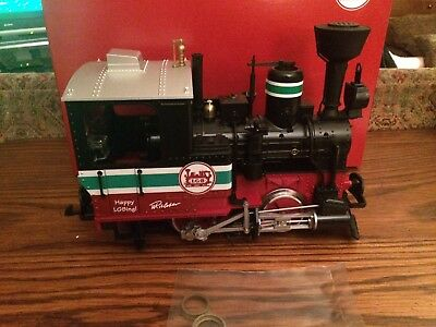 LGB 20214 Wolfgang Richter Stainz Locomotive, Limited Edition Commerative Piece