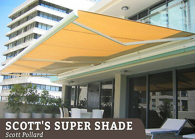 Stylish Easy Install Heat Shade, Retractable Awning in Port Lincon