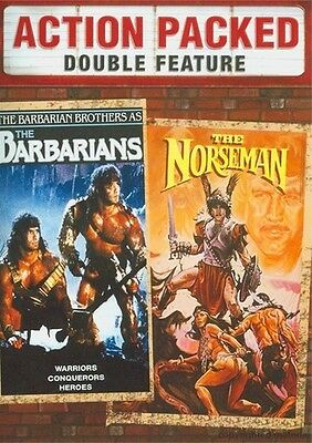 Barbarians/The Norseman (DVD Used Very Good)