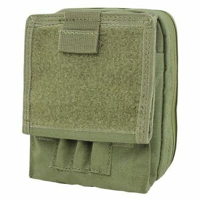 CONDOR MA35-001 Modular MOLLE Tactical Map Admin ID Pouch Holster Case Olive OD