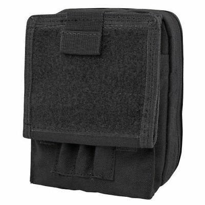 CONDOR MA35-002 Modular MOLLE Tactical Map Admin ID Pouch Holster Case Black