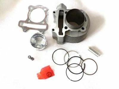 1 set Big Bore Kit Cylinder Head Piston Rings for Chinese GY6 125 150 Scooter