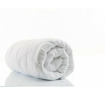100% Cotton Baby Down Alternative Comforter for Cribs - White - Made in Turkey,
