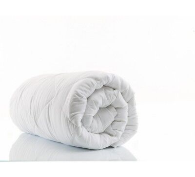 100% Cotton Down Alternative Insert Comforter for Cribs Bed Baby Comforter White